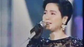 日本节目庆祝 鄧麗君第17,18,19回全日本有線放送大賞奖