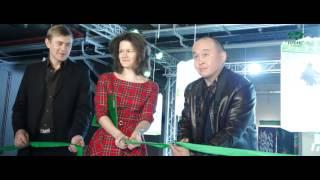 Открытие выставки ''По следам ирбиса''