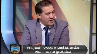 خالد الغندور يحتفل بعيد ميلاد الصحفي