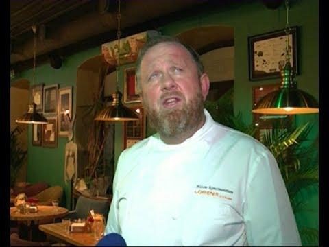 Шеф-повар Ивлев попробовал блюда ярославцев и сам угостил гостей