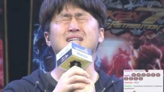 Saint vs Chanel Tekken 7 2016 Global Final ENDING BibleThump