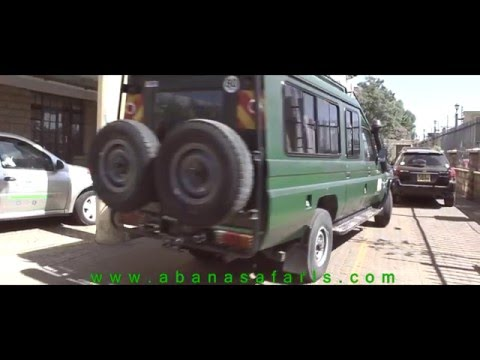 ABANA SAFARIS | Kenya Safaris | 4x4 Safari vehicles | 4x4 safari hires