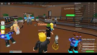 Epic minigames! Of course it is in Roblox!