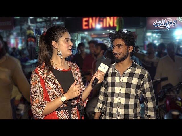 Eid Preparations in Lahores Famous Market - watch interesting report with Kanwal Aftab