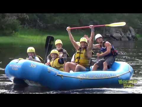 Whitewater rafting - Ottawa River 2017 (ST Adventures)