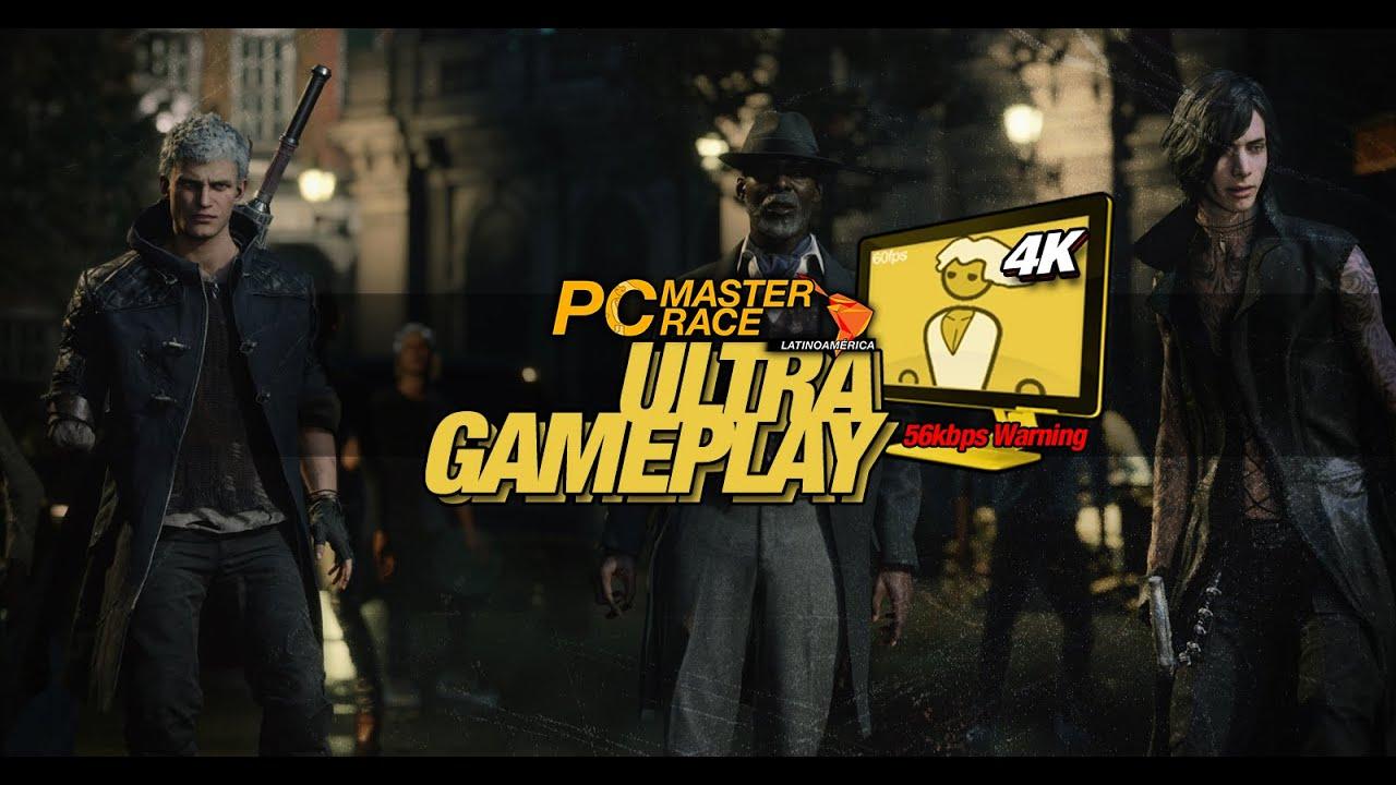 Devil May Cry 5 alcanzó un pico de 89 mil usuarios simultáneos y es