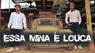 Anitta - Essa Mina é Louca feat. Jhama  ( Coreografia oficial Os Donatellos  - Vídeo Clip )