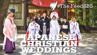 Japanese White Weddings I The Feed