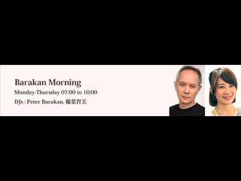 8/6 トーク抜粋 Barakan Morning 2014
