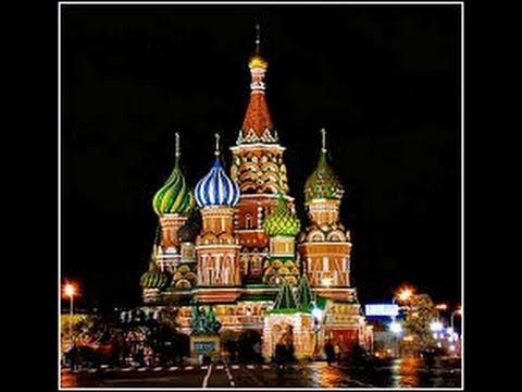 Москва | Собор Василия Блаженного, что внутри?... - YouTube