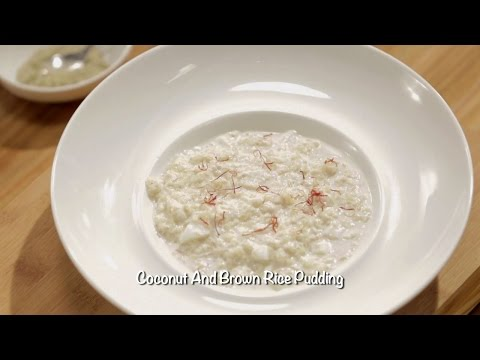 Mother's Care - Episode 2 - Coconut And Brown Rice Pudding