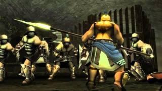 Spartan Total Warrior Soundtrack   Heavy Clouds