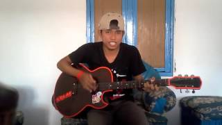 BENY AGS ( Cover Lagu LAST CHILD Versi Akustik )