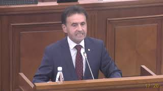 Discurs Iurie Țap - Audieri parlamentare privind recuperarea activelor fraudate din sistemul bancar.