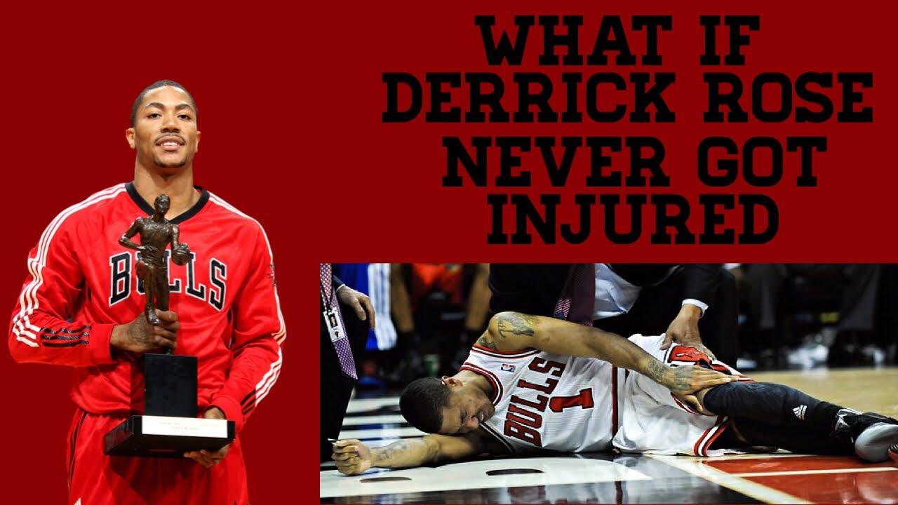 299335bcdf5e What If Derrick Rose Never Got Injured - YouTube