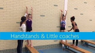 Little Coaches & Handstands