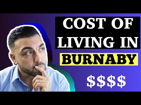 The Cost Of Living In Burnaby BC