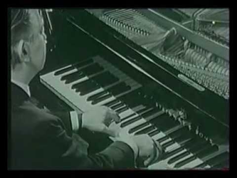 Samson Francois joue laBallade N.4 de Chopin