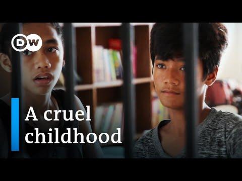 Street children in the Philippines   DW Documentary