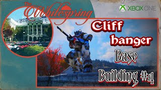 Fallout 76 Base building #4 the Whitespring Cliffs
