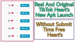 Tiktokhearts