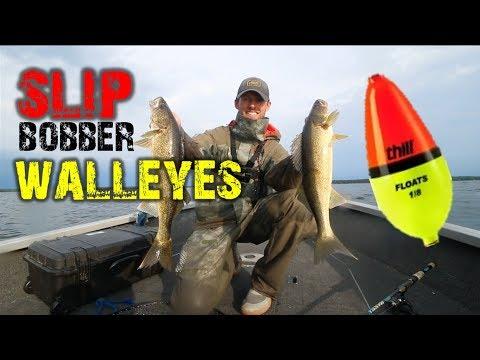 Walleye Fishing - Slip Bobber Tips
