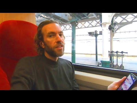 How is Train Travel in the UK? Scotland to England