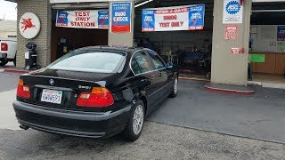 BMW E46 Project Car: Fixing the Paint and Passing Emissions Testing