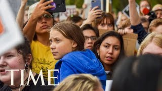 TIME 2019 Person Of The Year: Greta Thunberg | TIME