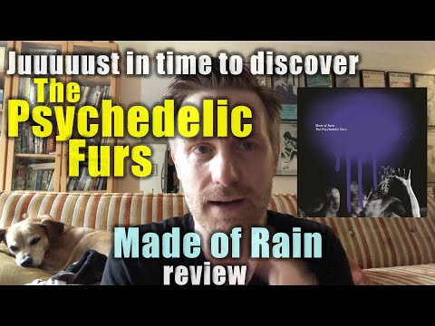 Just in time to discover the Psychedelic Furs: Professor Skye Reviews