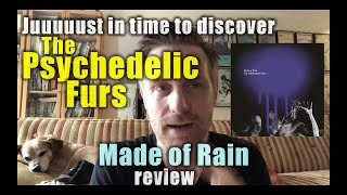 """Just in time to discover the Psychedelic Furs: Professor Skye Reviews """"Made of Rain"""