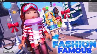 Megan And Friends Play Fashion Famous On Roblox - Cute Kitty And Time Travel