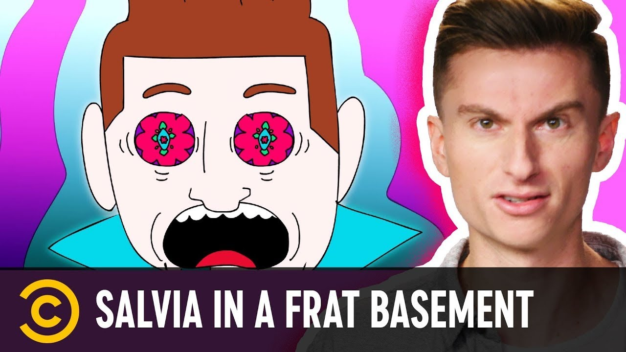 Trevor Wallace Tripped on Salvia with His Frat Bros - Tales from the Trip