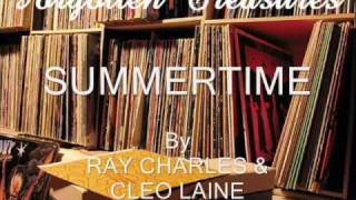 Summertime By Ray Charles & Cleo Laine
