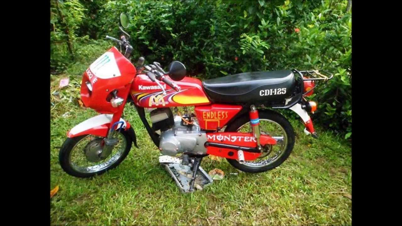 Wiring Diagram Hd3 Cdi Ke 125 Kawasaki Motorcycles