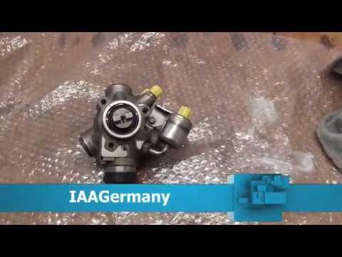 Mercedes Benz CGI Hochdruckpumpe