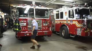 "[""EVERYBODY GOES""] FDNY - Engine 3, Ladder 12, Battalion 7 & Manhattan Borough Command responding!"