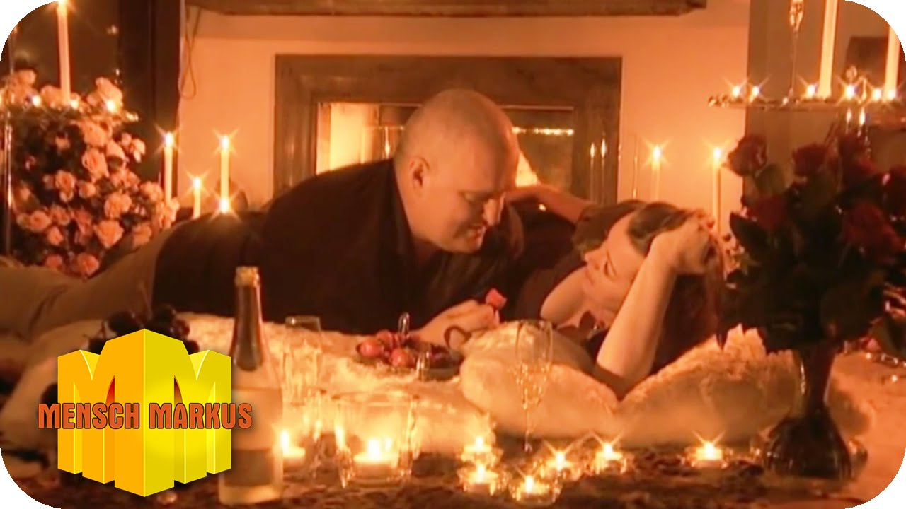 romantischer abend mensch markus youtube. Black Bedroom Furniture Sets. Home Design Ideas