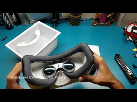 My First VR Headset - Samsung Gear VR Unboxing | India