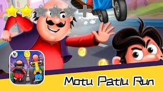 Motu Patlu Run Walkthrough Subway Surfers   Recommend index two stars