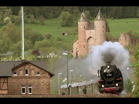 Dampfspektakel Trier Und Abschied Bei Der Waldenburgerbahn