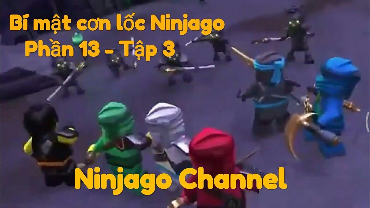 Bí Mật Cơn Lốc Ninjago Phần 13 - Tập 1 : Vương Quốc Shintaro   Phụ đề Tiếng  Việt