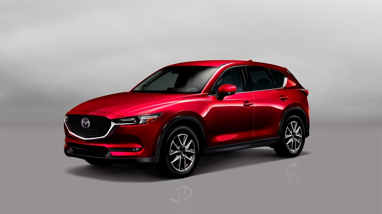Mazda cx 5 turbo 2017