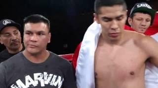 Ring TV LIVE | Marvin CABRERA vs. Jose CARO | LA FIGHT CLUB | 10.7.2016