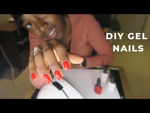 Beginners DIY Gel Nails | Ebay Equipment