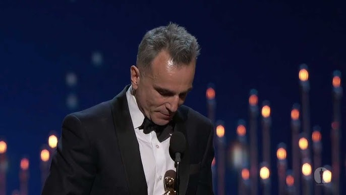 Daniel Day Lewis Winning Best Actor For Lincoln Youtube