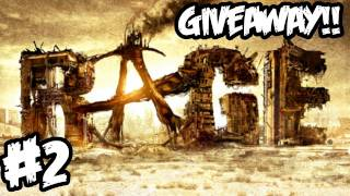 RAGE Walkthrough Part 2 HD - GIVEAWAY!! - Clown Halloween! (Xbox 360/PS3/PC Gameplay)