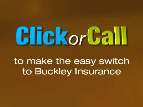 Buckley Insurance video commercial