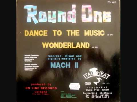 Round One - Dance to the music.1987