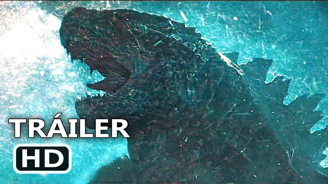 Godzilla 2 Tráiler Español Doblado Final Nuevo 2019 El Rey De Los Monstruos Youtube
